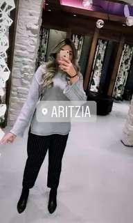 ARITZIA WILFRED KNIT SWEATER