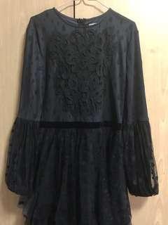 Zalia layered dress