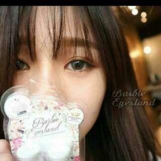 Korean Contact Lens Fairy Grey