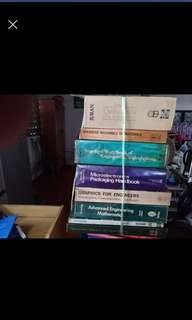 Engineering Handbooks, Quality Control, Mathematics, Statistics,etc