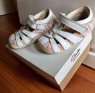Clarks First Shoes UK4.5