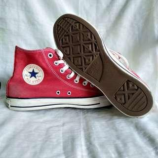 Converse CT High red made in china