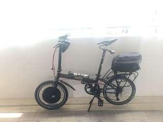 Crius Master V e-bike