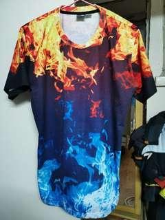 冰火Tshirt