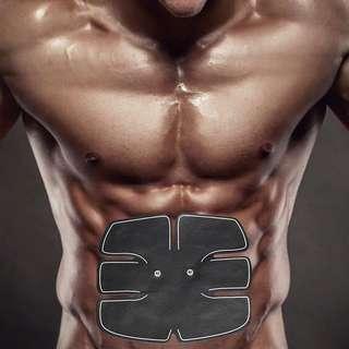 全新 家用按摩減肥腹肌貼片補充裝