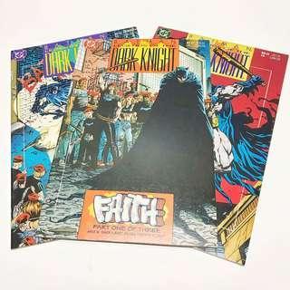 Batman: Legends Of The Dark Knight #21 - 23/ Faith (1991)