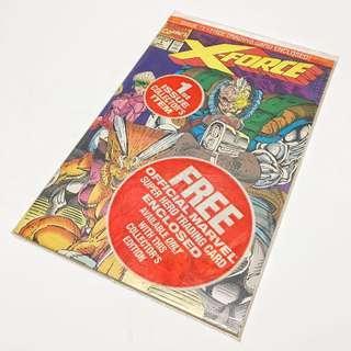X- Force #1 (1991)
