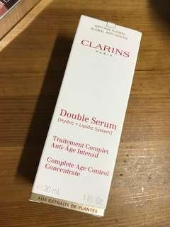 Clarins Double Serum 30ml 賦活雙精華 30ml