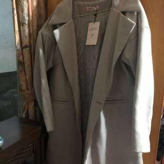 🚚 大衣外套風衣 全新!