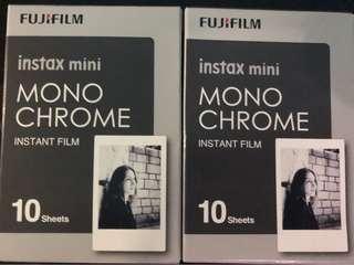 Instax Monochrome Film