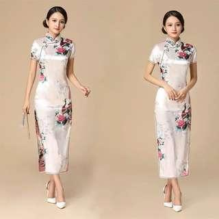 🚚 Cheongsam Dress CNY Dress 3