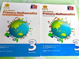 PRIMARY SYLLABULUS MATHEMATICS - Singapore Math Worktext by Rex booksotre