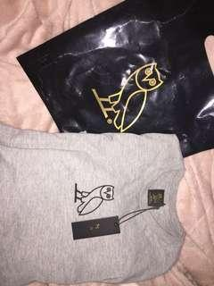 OVO authentic long sleeve shirt