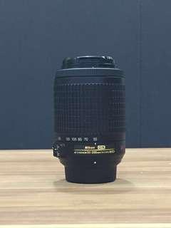 AF-S Nikkor 55-200mm f/4-5.6G ED VR DX