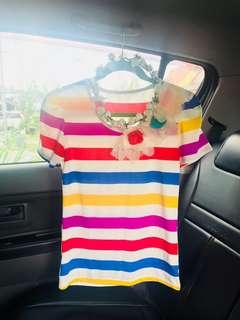 Colorfull Striped Shirt
