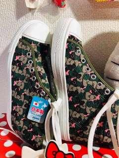 Authentic Hello Kitty Shoes made in Japan