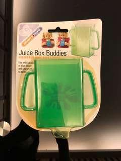 紙包飲品防漏杯 Juice Box Buddies