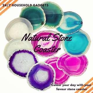 🚚 Natural Stone Coaster