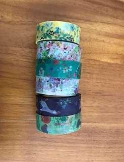 🚚 Fion  Stewart Japan made Washi Tape