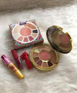 Eyeshadow+Blush On, Lipcream, Lipstik, dan Maskara