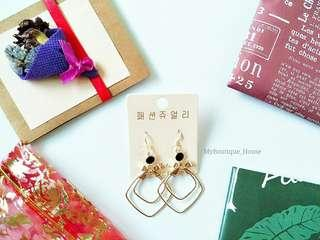 Korean Style Fashion Earrings