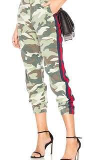 Mother misfit camo pants - size 24