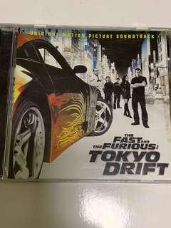🚚 The Fast and furious Tokyo drift soundtrack