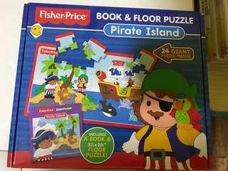 🚚 Fisher price puzzle
