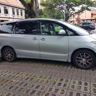 Daily and weekend rentals large MPV