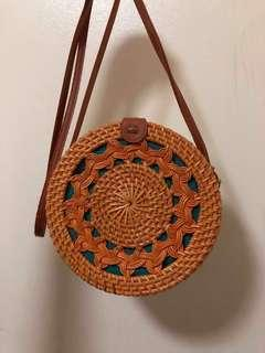 Rattan Bag (From Bali)
