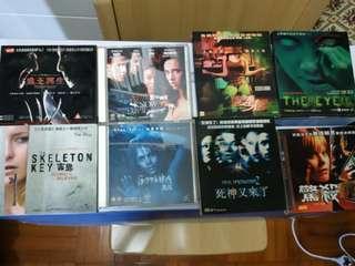 鬼片 DVD VCD 22隻 全要可議