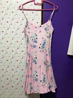 🚚 BN Factorie Pink Floral Dress