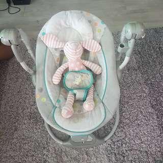 Electronic Baby Cradle Swing