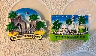 FRIDGE MAGNET NEGERI TERENGGANU