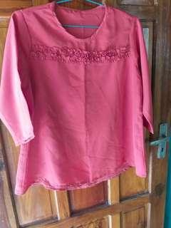 Atasan wanita blouse oversize Baru