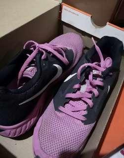 Nike Women's Zoom fly in Red Violet/White/Black