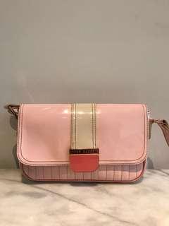 TED BAKER Cassie Cross Body Bag (Rose Gold / Pink)