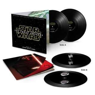 Star Wars: The Force AwakensSoundtrack (×2 LP)