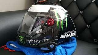 Carbon Fibre Shark Race R Pro GP(Replica Lorenzo Winter Test)