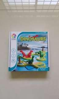 Dinosaurs Mystic Islands Puzzle