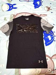 Authentic Under Armor heat gear, size S