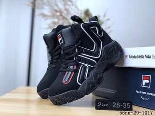 Fila basketball shoes kids copy ori 1.1