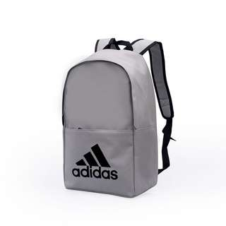 New CNY Sales Adidas School bag - Grey Color new stock 82209f015c8eb