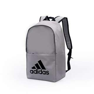 41bff3aad5d New CNY Sales Adidas School bag - Grey Color new stock