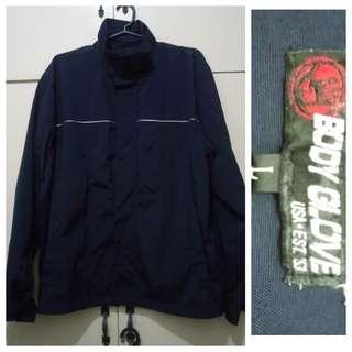 MA220 Body Glove Dark Blue Windbreaker Jacket