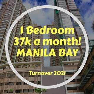 1 Bedroom Condo Manila Bay