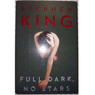 FULL DARK NO STARS by Stephen King