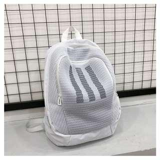 New CNY Sales Adidas Backpack NEO BP MIX NEOPARK  - white fast deal