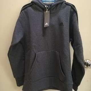 Adidas Dark Grey Hoodie Women