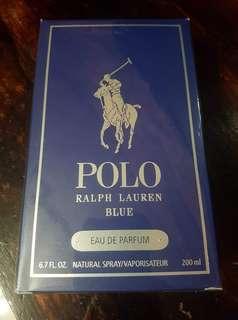 Ralph Polo Blue Perfume 200ml